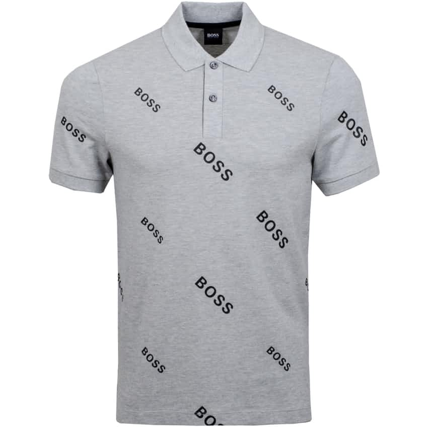 Phillipson Logo Polo Grey - Summer 20