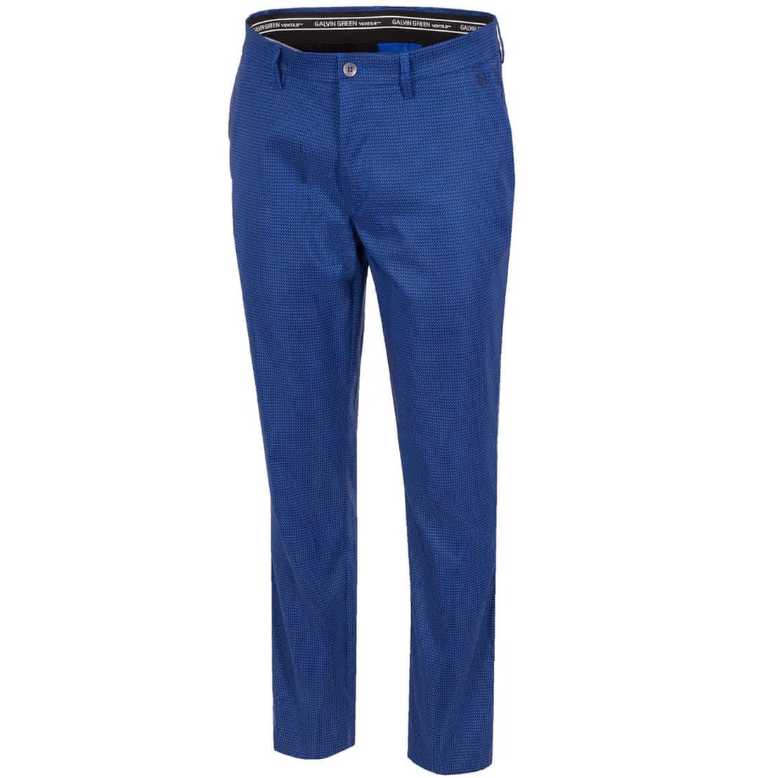 Nate Ventil8+ Trousers Surf Blue/Black - AW20
