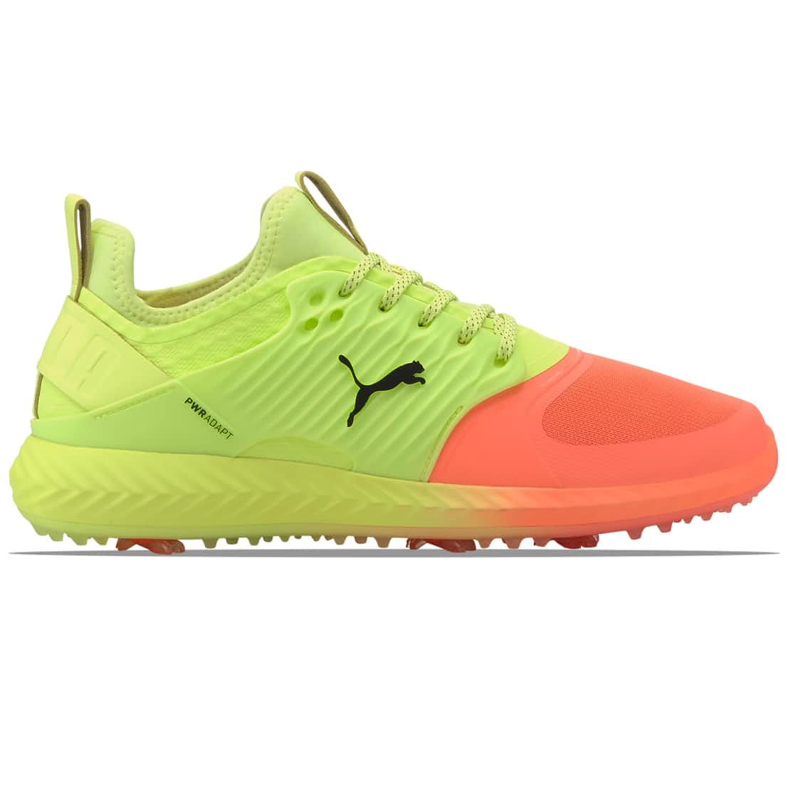 Ignite PWRADAPT Caged Rise Up Nrgy Peach/Fizzy Yellow/Black - AW20