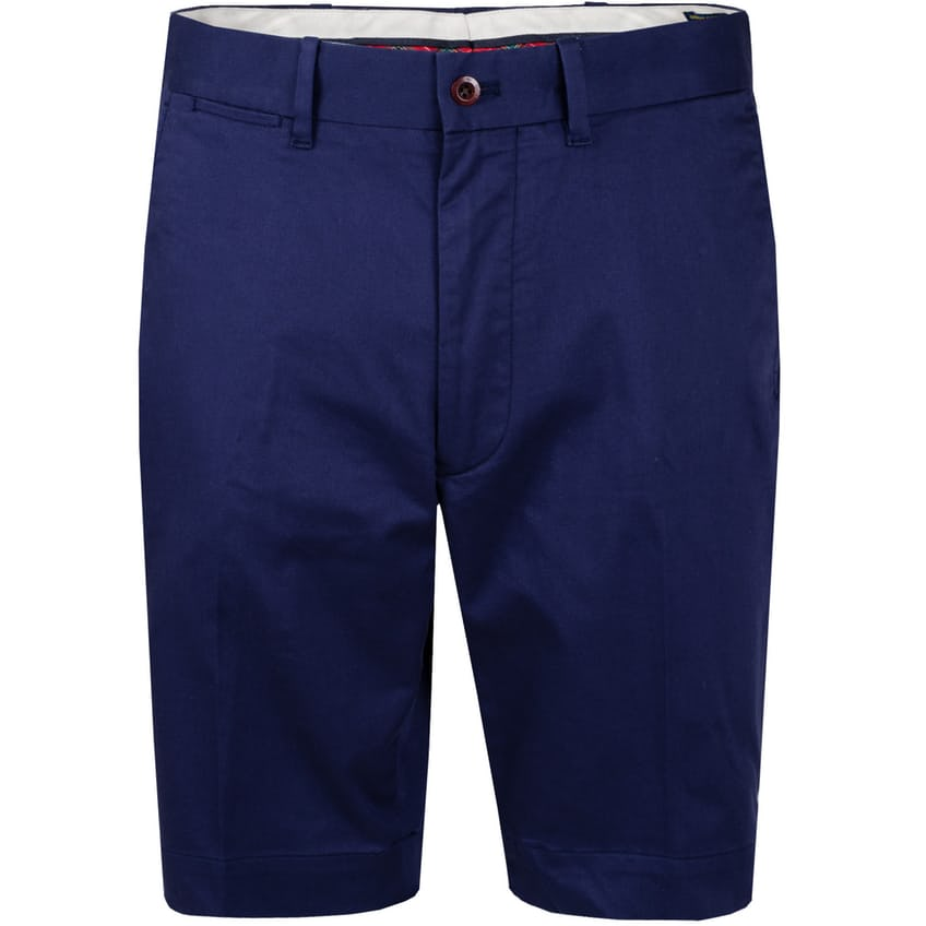 Tailored Fit Chino Short French Navy - AW20 0
