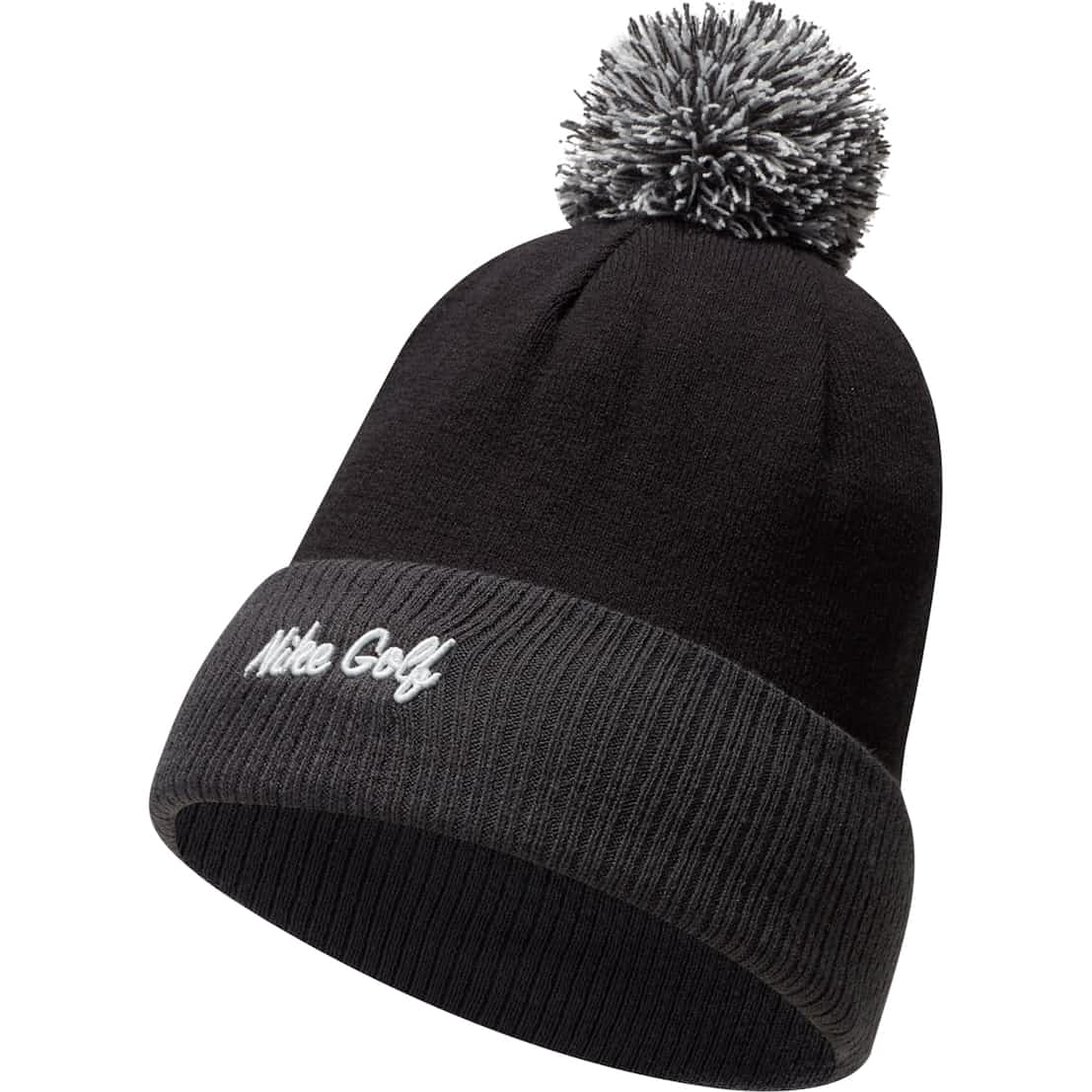 Statement Beanie Black - AW20