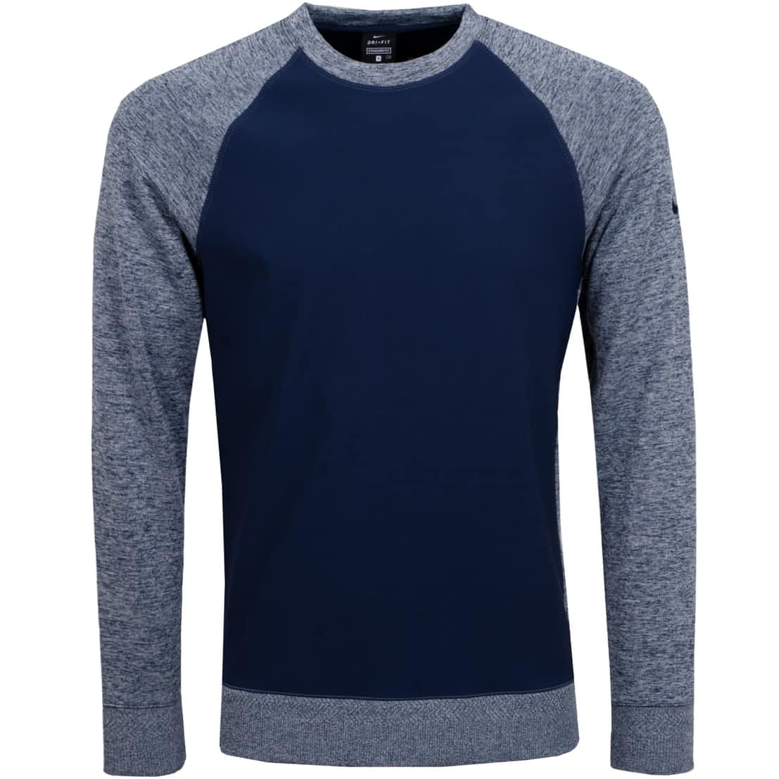 Dry LS Player Crew Obsidian - AW20