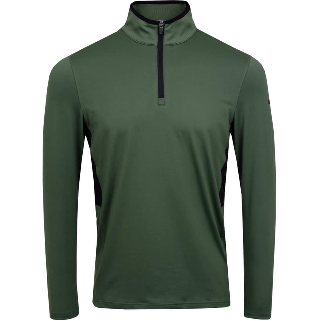 Rotation Quarter Zip Thyme - AW20