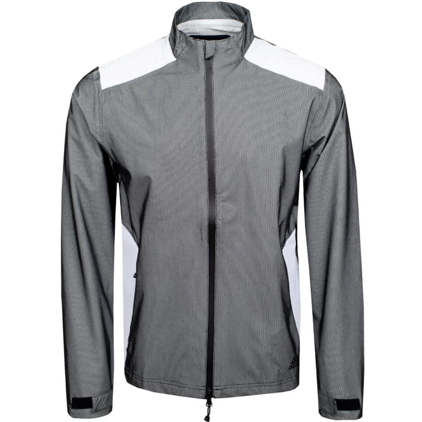 Golf Rain Ready Jacket Black - AW20