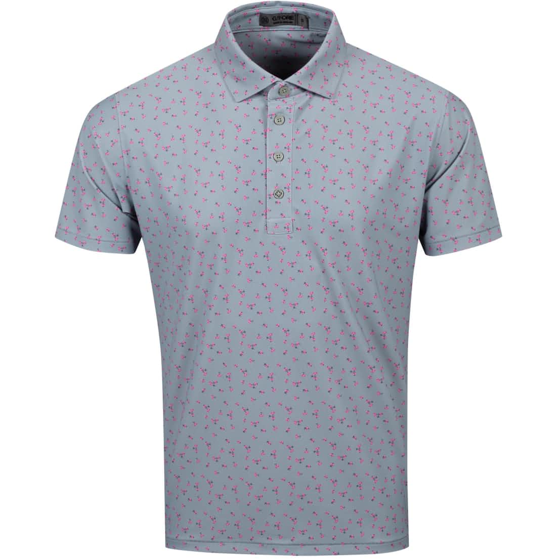 Small Floral Polo Monument - AW20