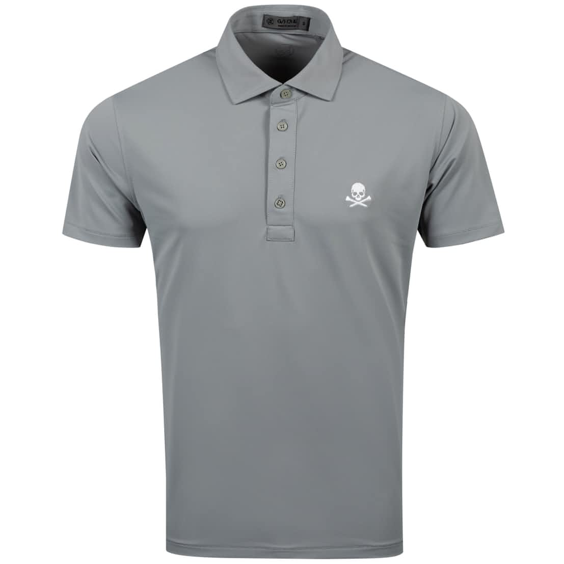 x TRENDYGOLF Skull Pique Polo Monument - AW20