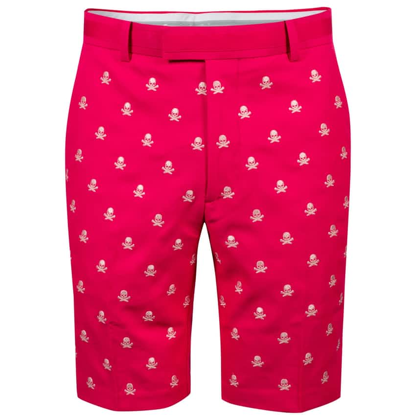 Skull & T's Short Bright Rose - AW20