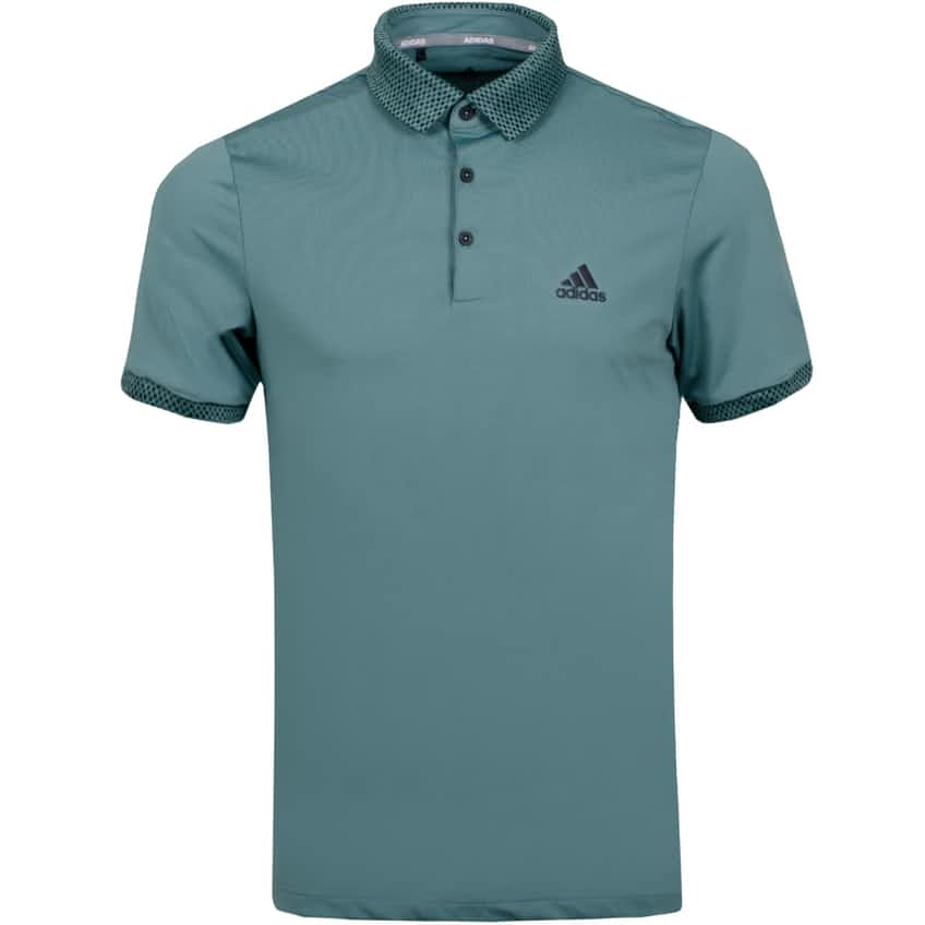 Ultimate 365 Delivery Polo Tech Emerald - AW20