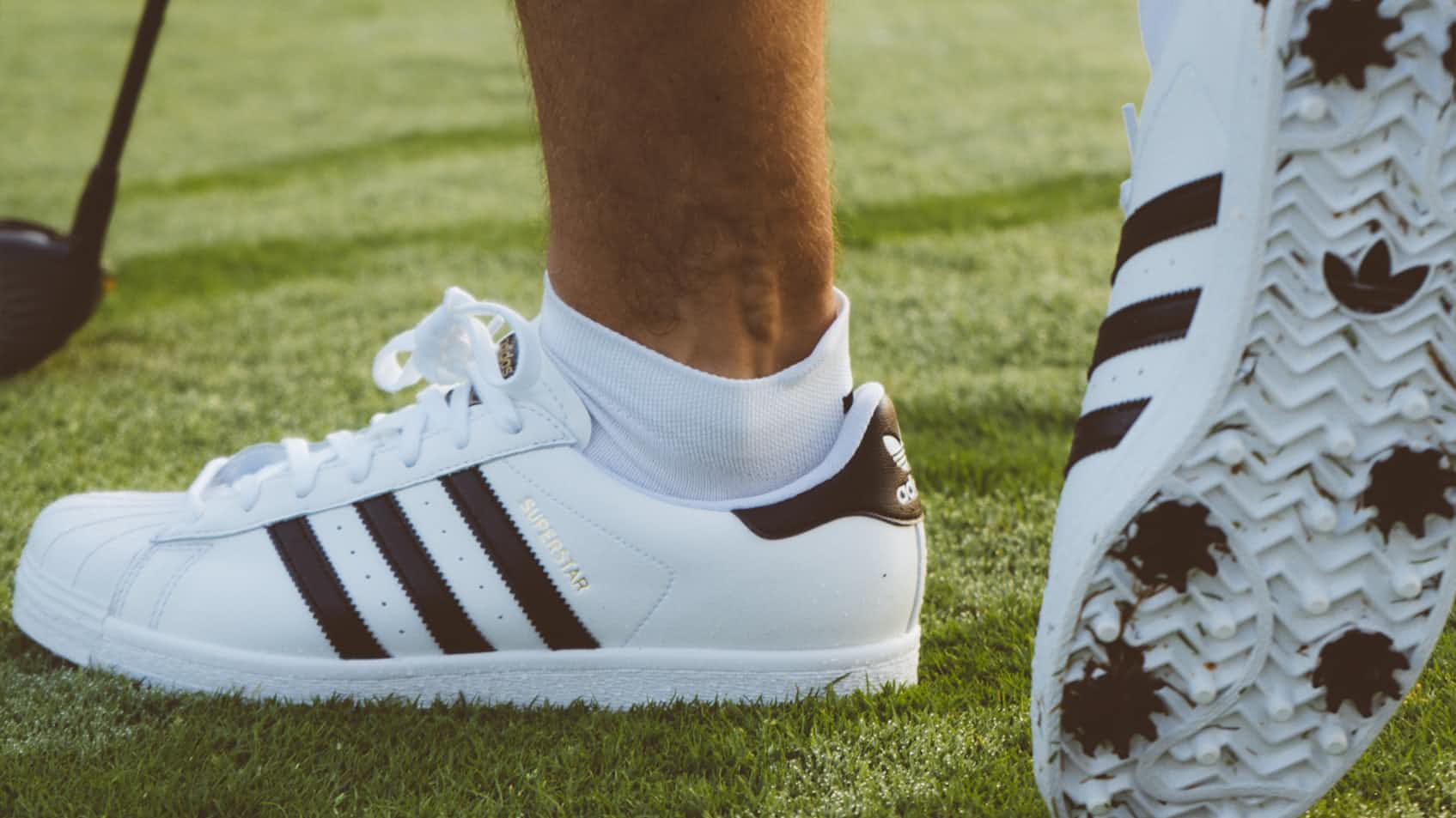 Cargado Seminario Estimar  adidas Superstar Golf Shoe | Where to Buy | TRENDYGOLF.COM