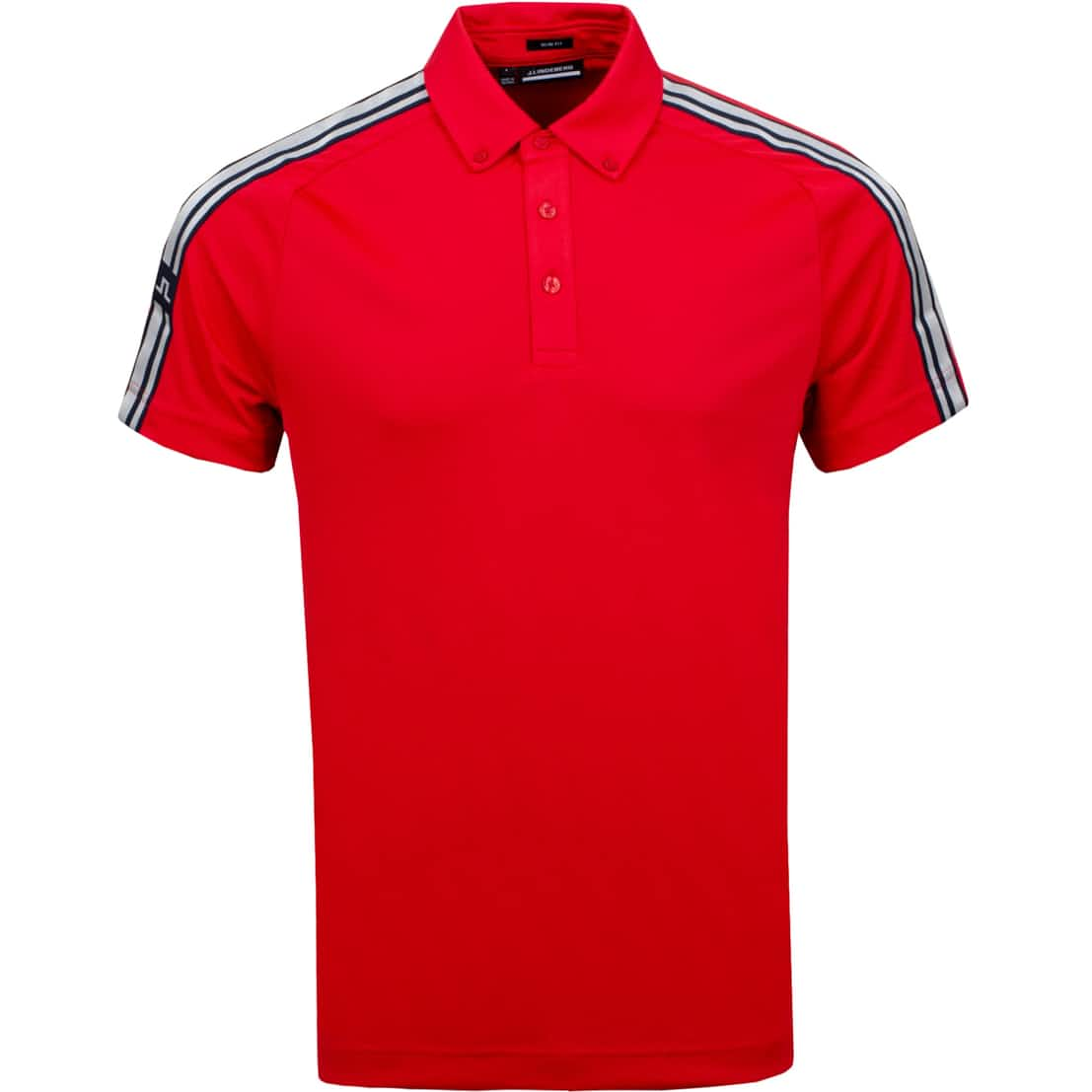 Louis Slim Fit TX Jersey Red Bell - AW20