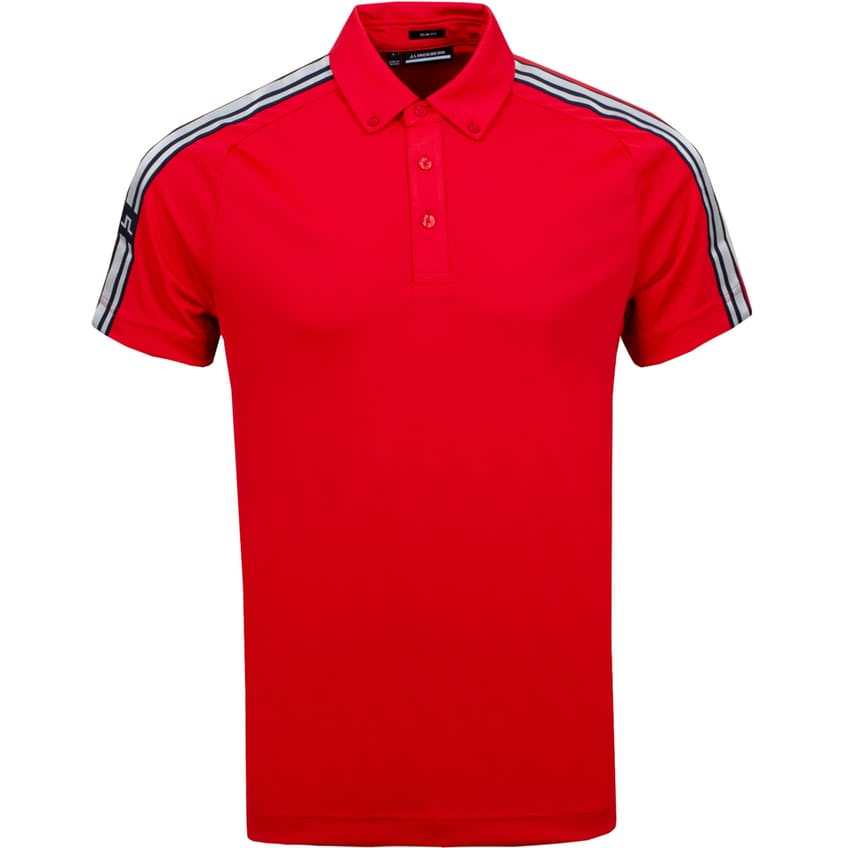 Louis Slim Fit TX Jersey Red Bell - AW20 0