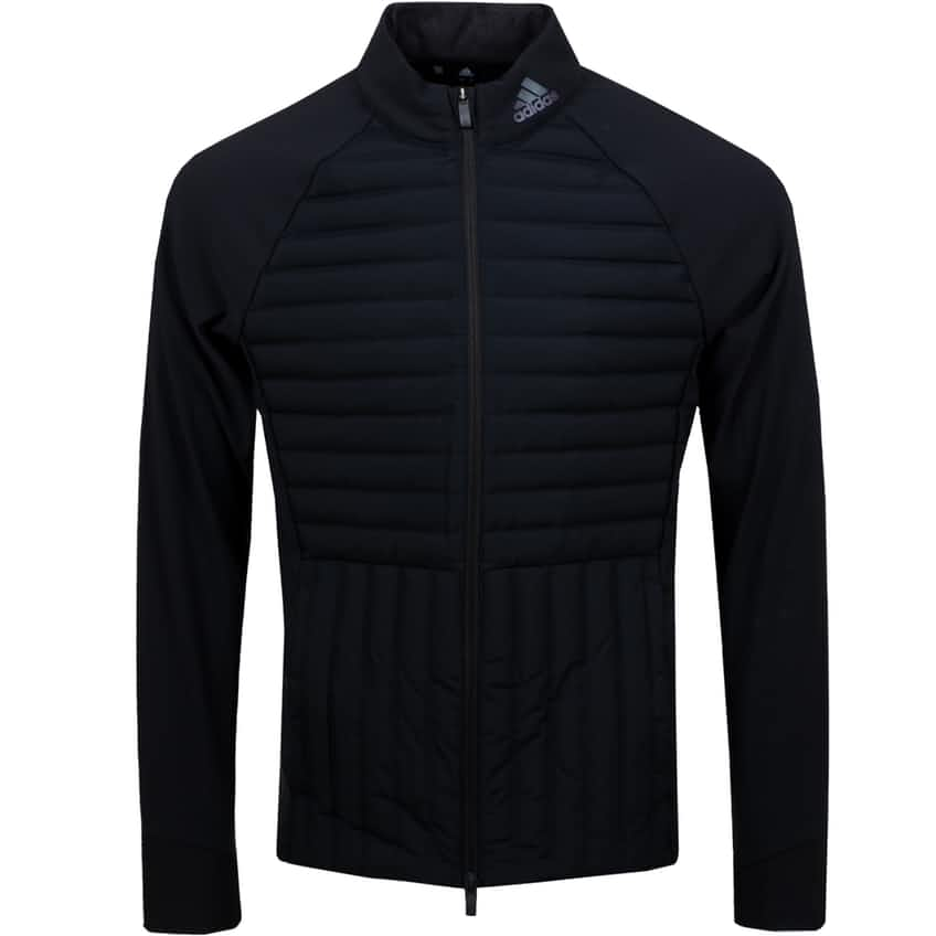 Frostguard Insulated Jacket Black - AW20