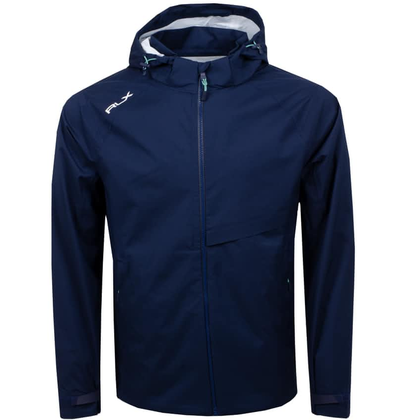 Deluge Lightweight Rain Jacket French Navy - AW20