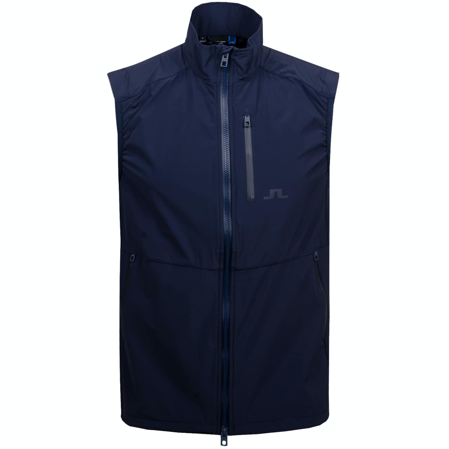 Adapt Performance Vest Lux Softshell JL Navy - SS19
