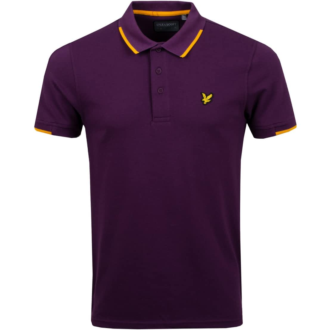 Andrew Tipping Polo Plum Wine - AW20