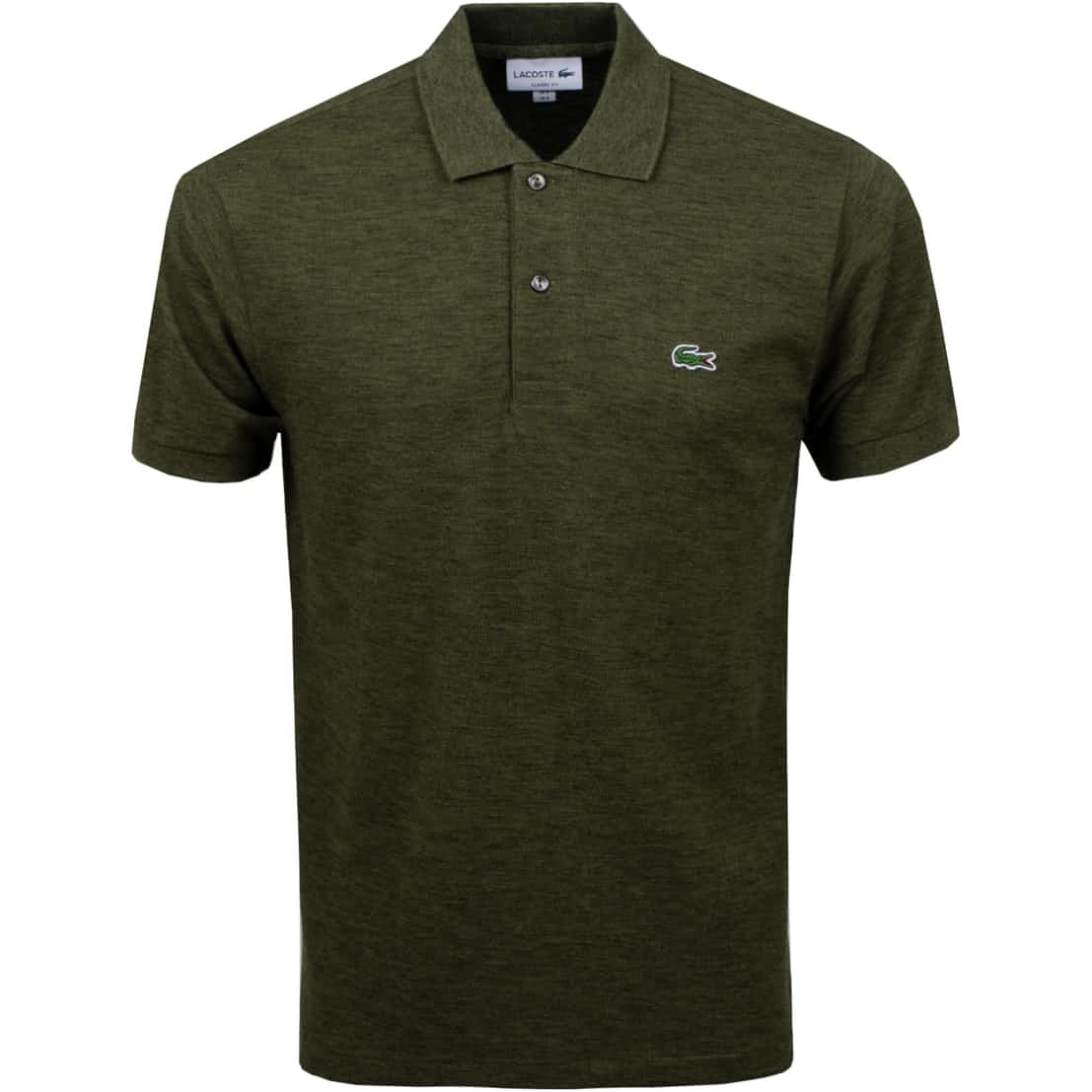 Regular Fit Polo Minetic Heather - AW20
