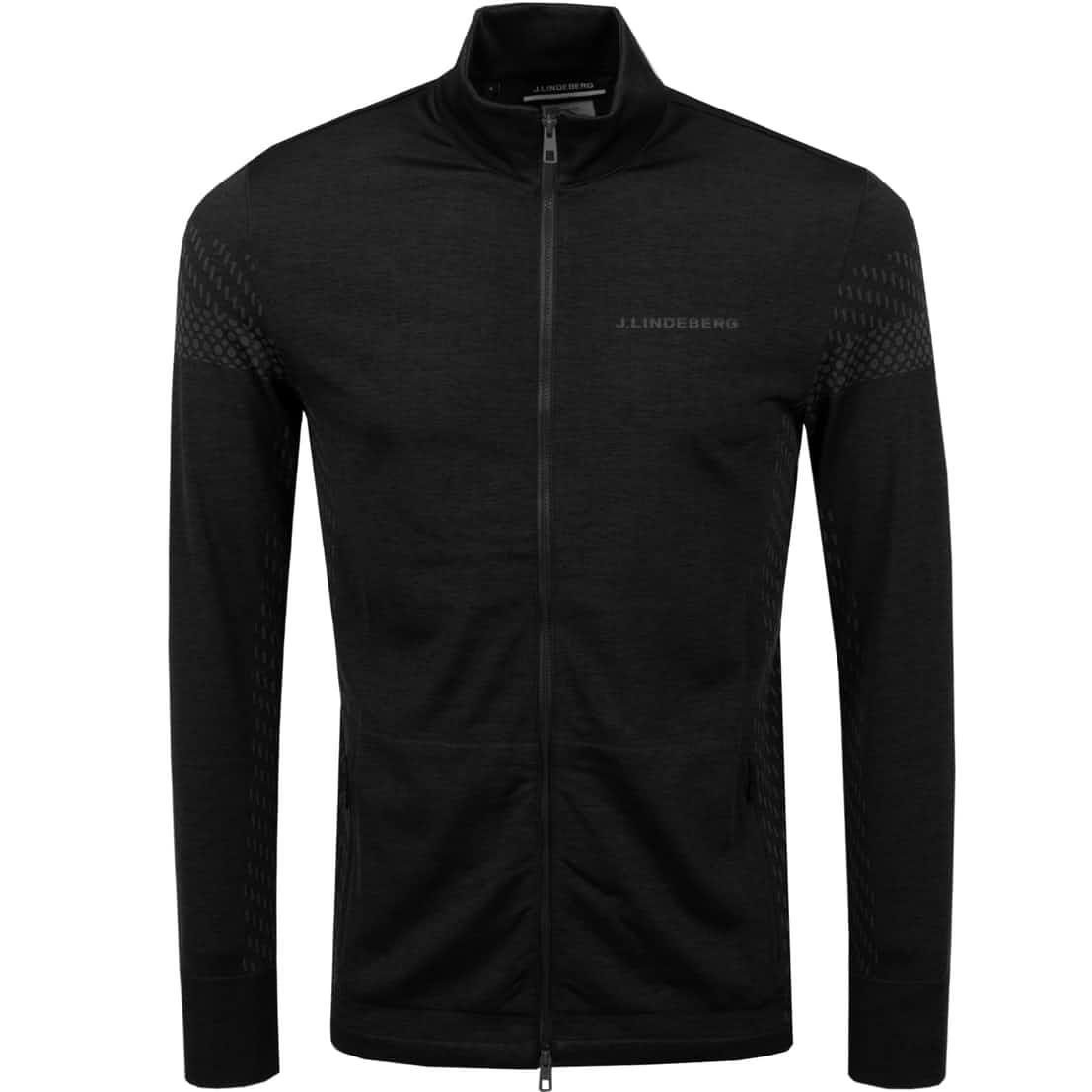 Jim Seamless Mid Layer Black - AW20