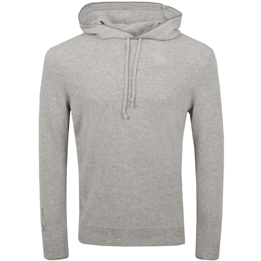 Cashmere Hoodie Dark Sport Heather - AW20