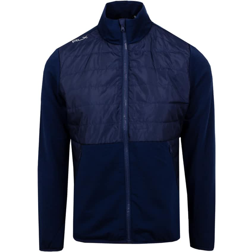 Womens Cool Wool Jacket French Navy - AW20