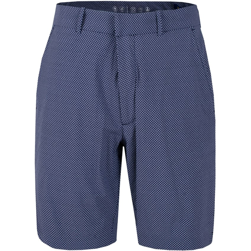 Printed Links to Beach Short French Navy Circle Dots - AW20 0