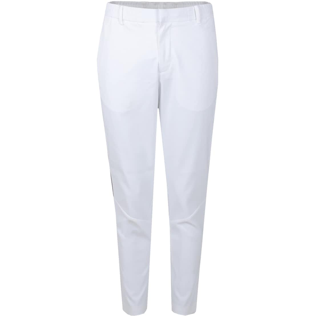 Archer Tight Micro High Stretch Trousers White - AW20