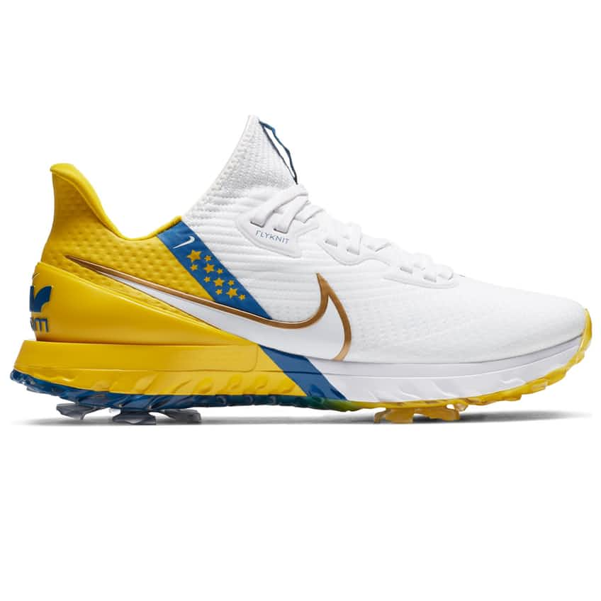 Air Zoom Infinity Tour NRG White/Metallic Gold/Team Royal - AW20