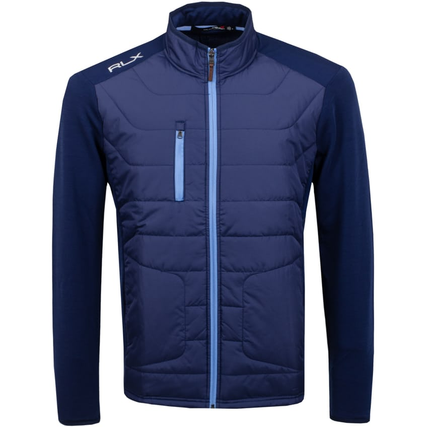 Cool Wool Jacket French Navy - AW20