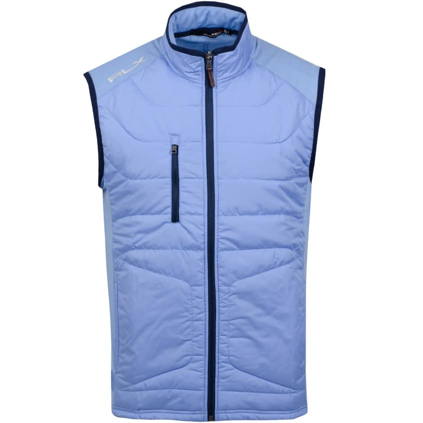 Cool Wool Vest Fall Blue - 2021
