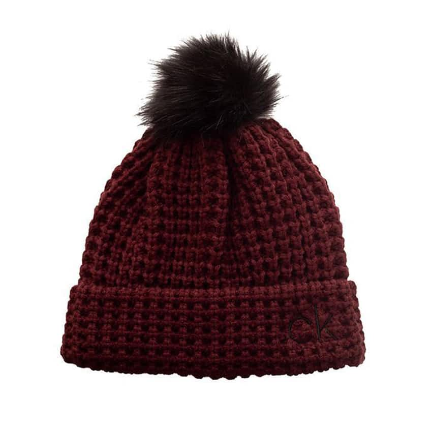 Womens Swift Beanie Blackberry - AW20