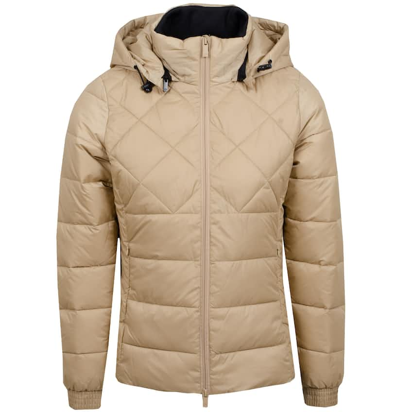 Womens Serra Jacket Old Gold - AW20