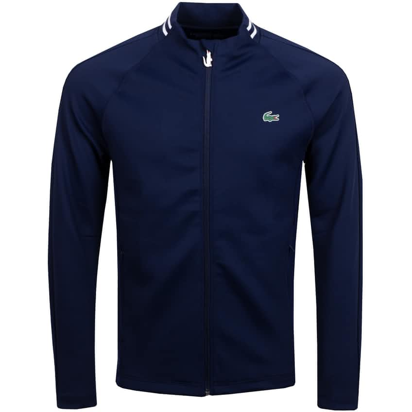 Full Zip Soft Shell Navy - AW20