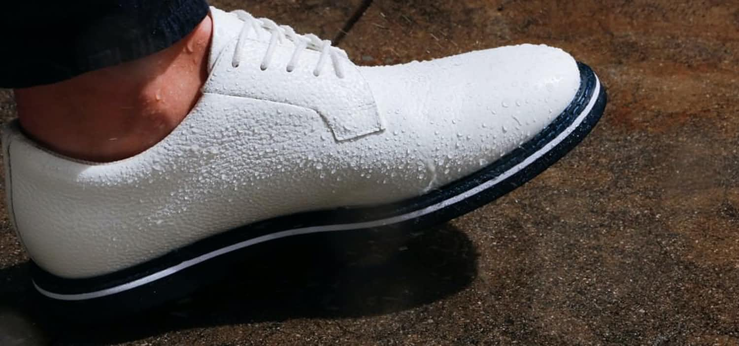 Winter Ready Golf Shoes