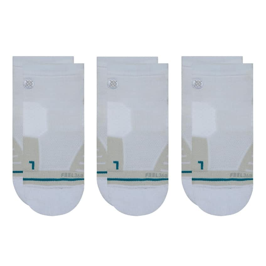 Golf Low 3 Pack Grey Heather - 2020