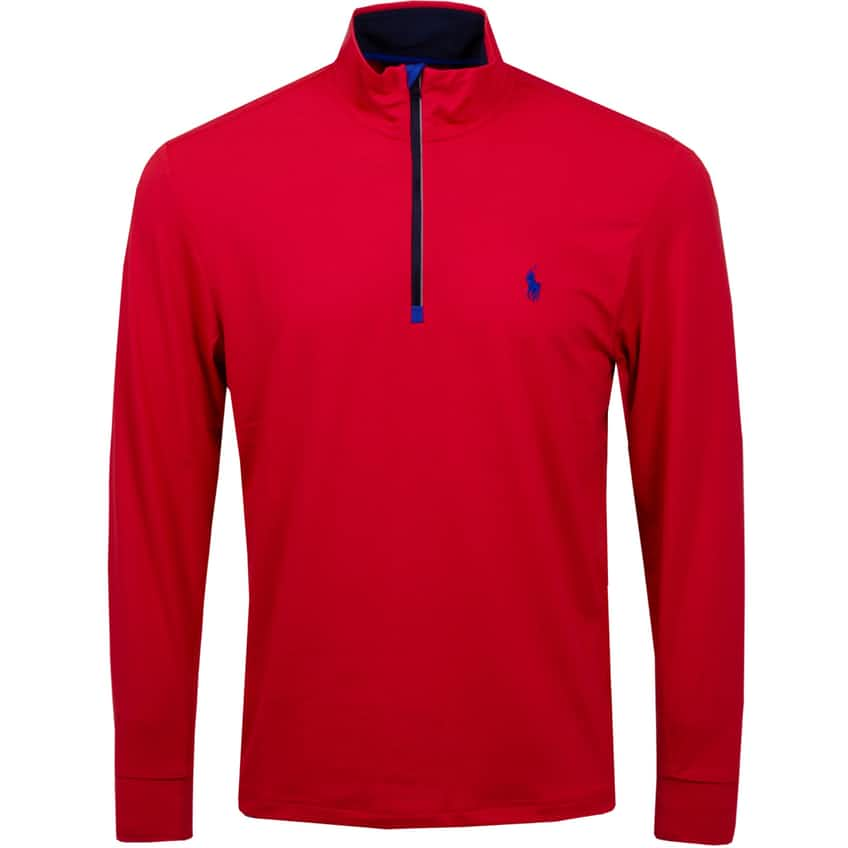 Peached Long Sleeve HZ Jersey Sunrise Red - AW20
