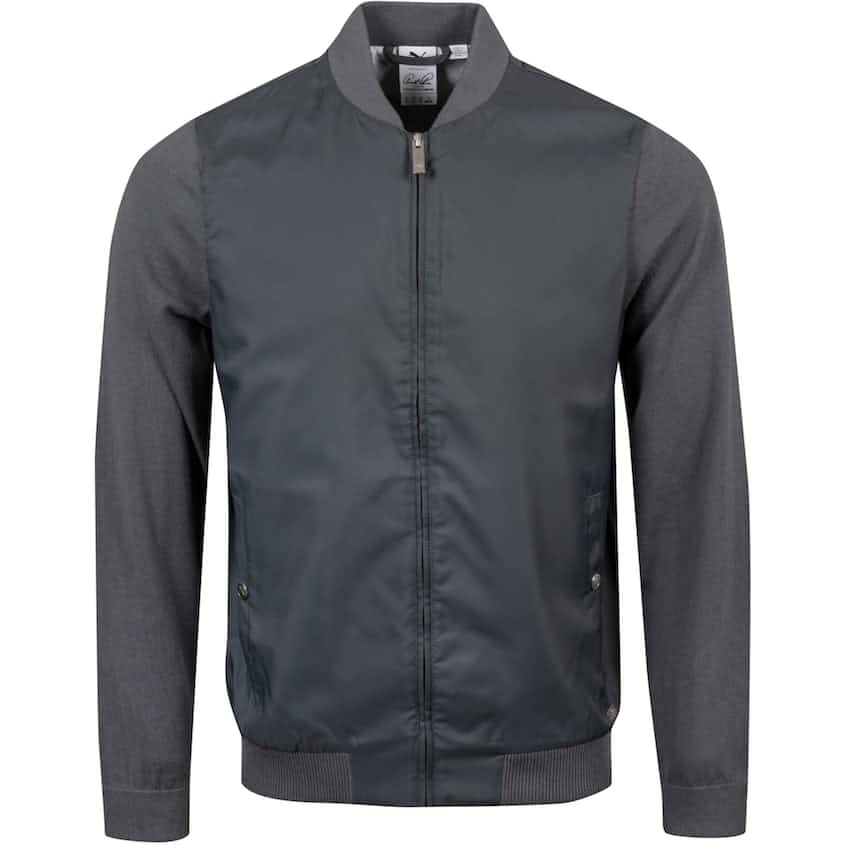 Arnie Bomber Jacket Iron Gate - AW20