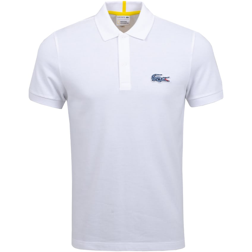 National Geographic Polo White/Frog - AW20 0