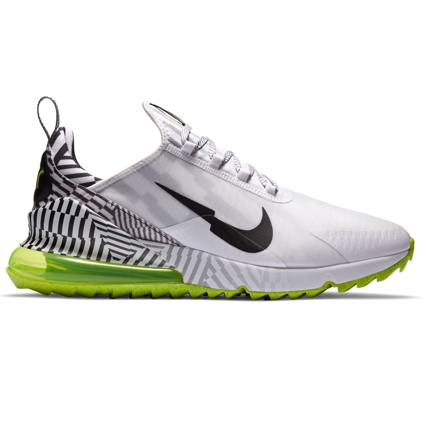 Air Max 270G NRG White/Black/Particle Grey/Volt - AW20