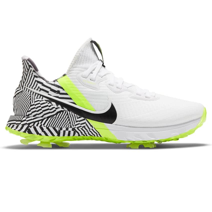 Air Zoom Infinity Tour NRG White/Black/Particle Grey/Volt - AW20