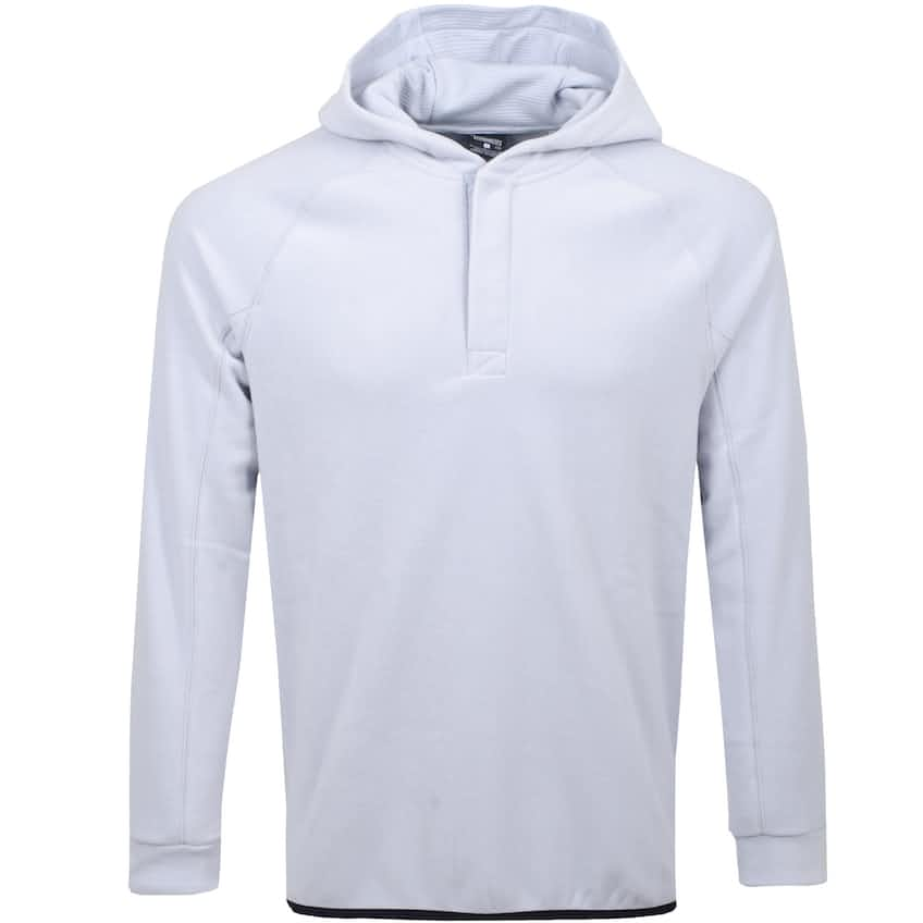 Therma Texture Hoodie Sky Grey - AW20
