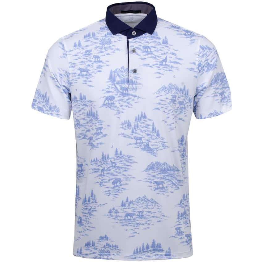 Wolf Toile Polo Arctic - W20