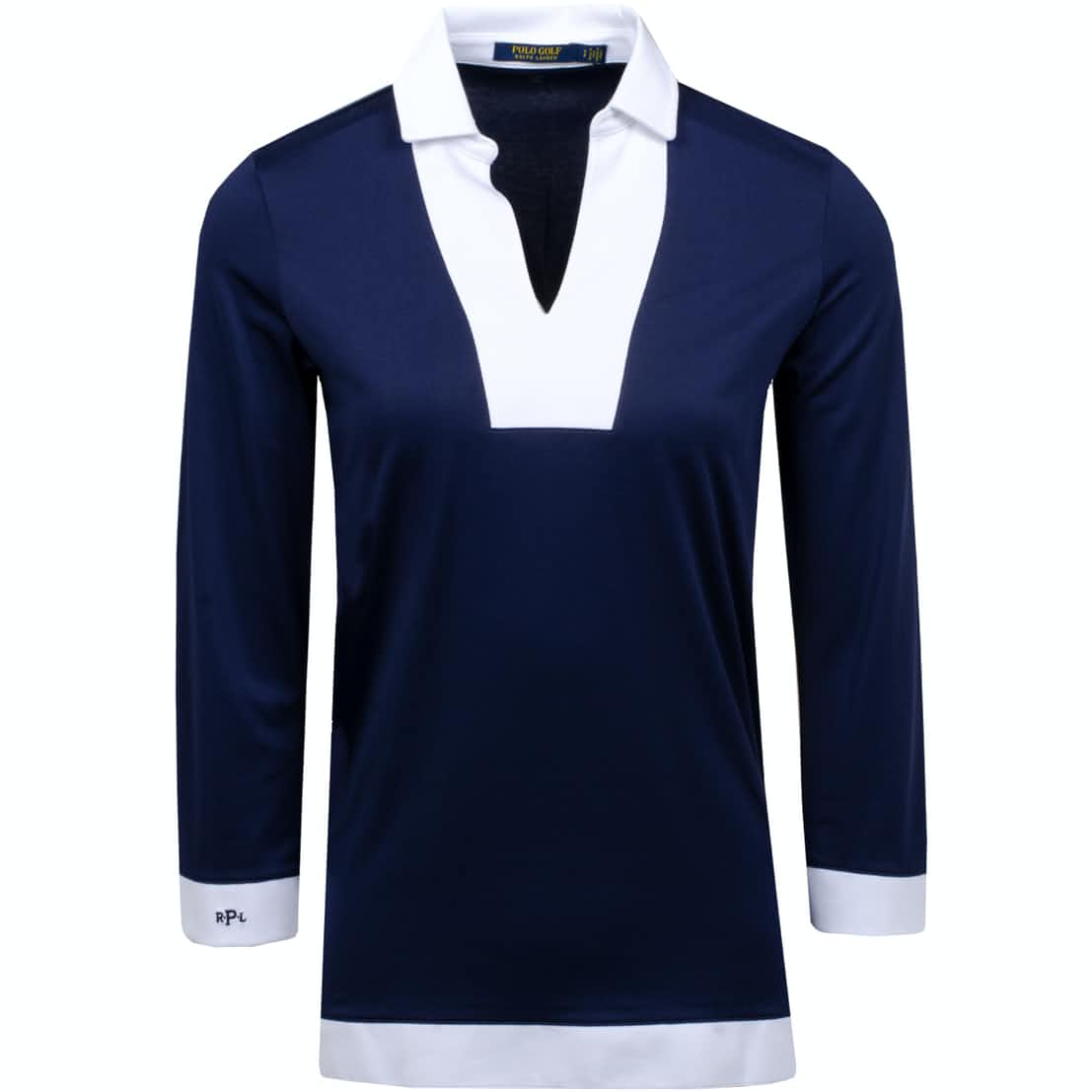 Womens LS Tunic French Navy - AW18