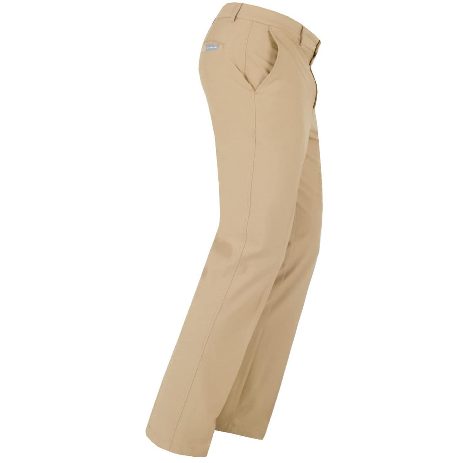 Players Fit Woven Pants Dark Beige - 2020