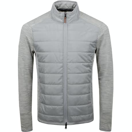 RLX Ralph Lauren Cool Wool Jacket Light Grey Heather  - SS19