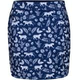 Womens Printed Aim Skort Jaguar Palms - SS19