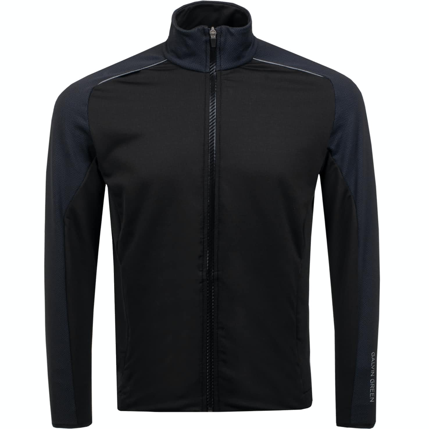 Dave Insula Jacket Carbon Black - SS19