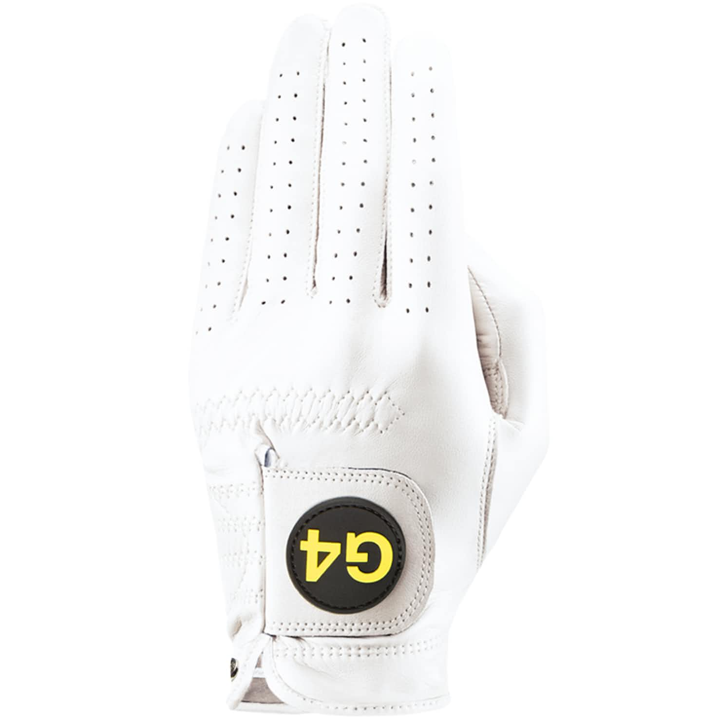 G4 Highlight Logo Left Glove Lime - 2019
