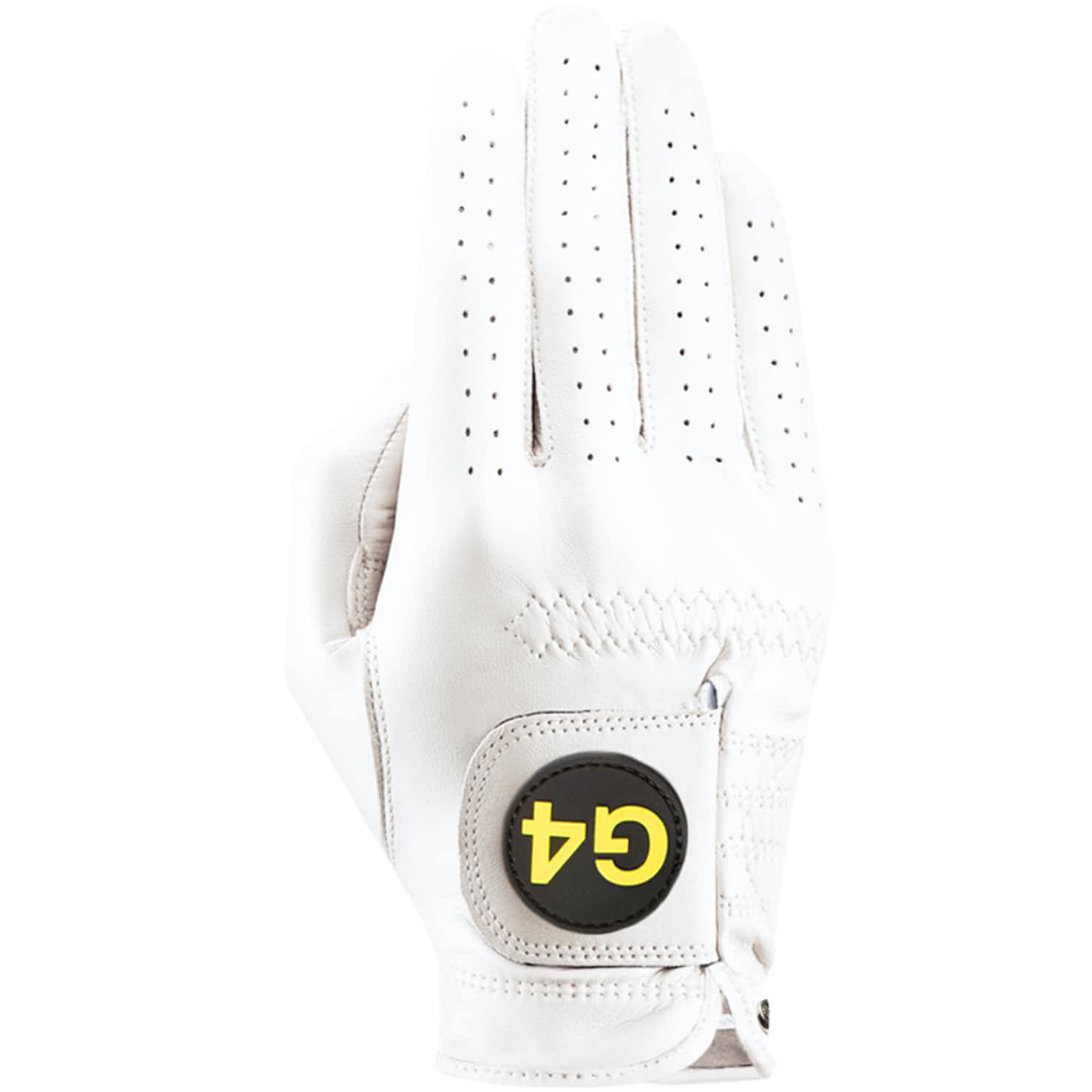 G4 Highlight Logo Right Glove Lime - 2019