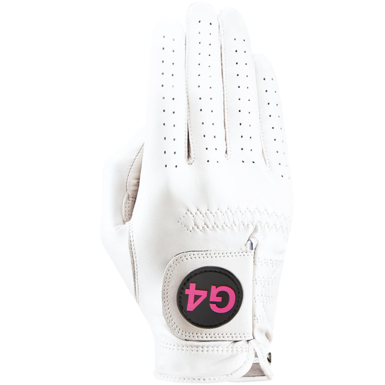 G4 Highlight Logo Right Glove Pink - 2019