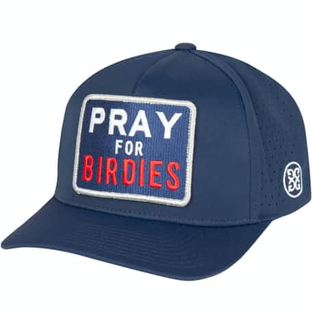 Pray For Birdies Snapback Twilight - 2020