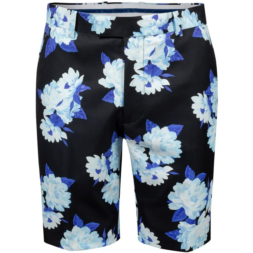 Printed Floral Short Onyx - SS21